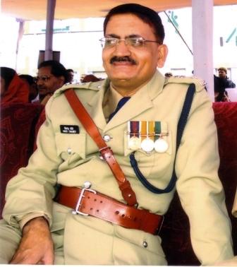 आईपीएस विनोद कुमार चौबे: मिसाल बन गई जिनकी शहादत, 22 सितंबर को होंगे रिटायर