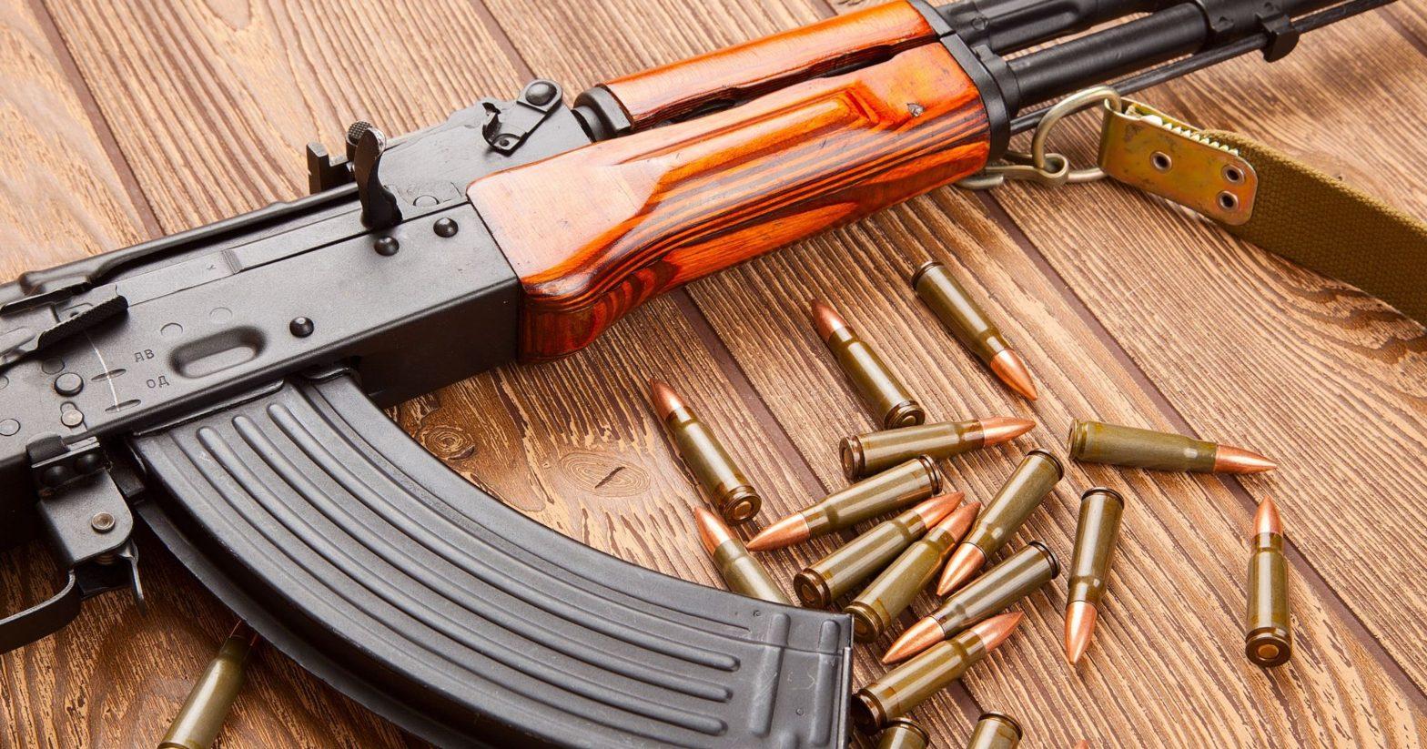 naxal weapon supply
