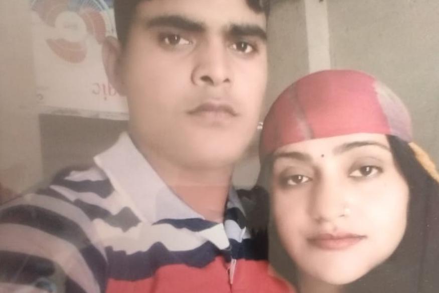 नवजात बेटे को भी सेना में भेजने का सपना है शहीद की विधवा का