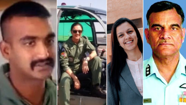 अभिनंदन के खून में ही है शौर्य, पत्नी भी रह चुकी हैं वायुसेना की ऑफिसर