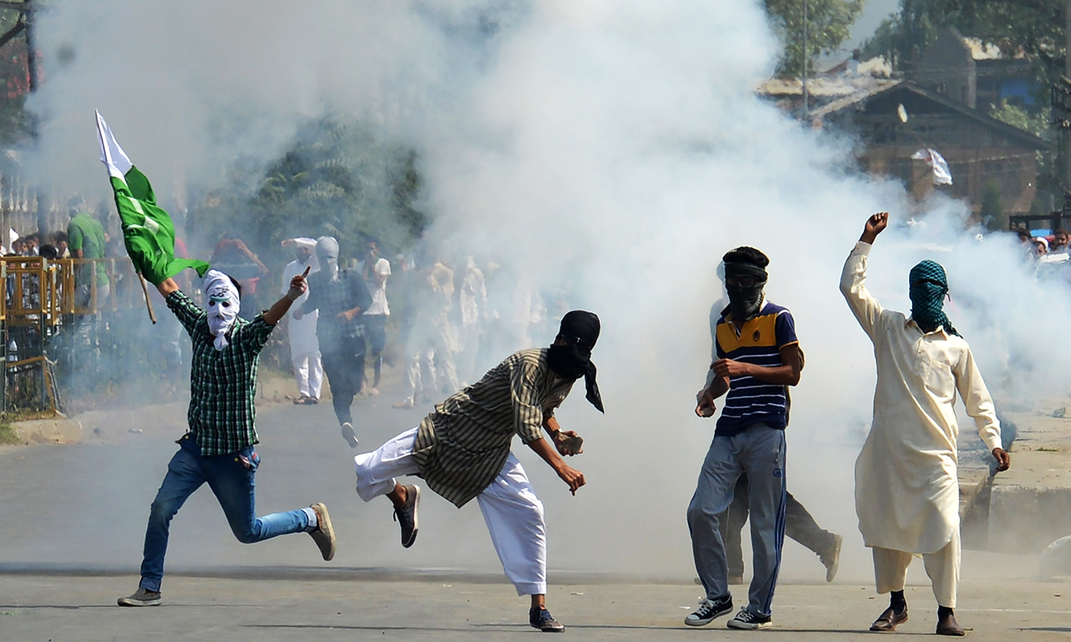 Kashmir issue: Bullet can never be the only way forward