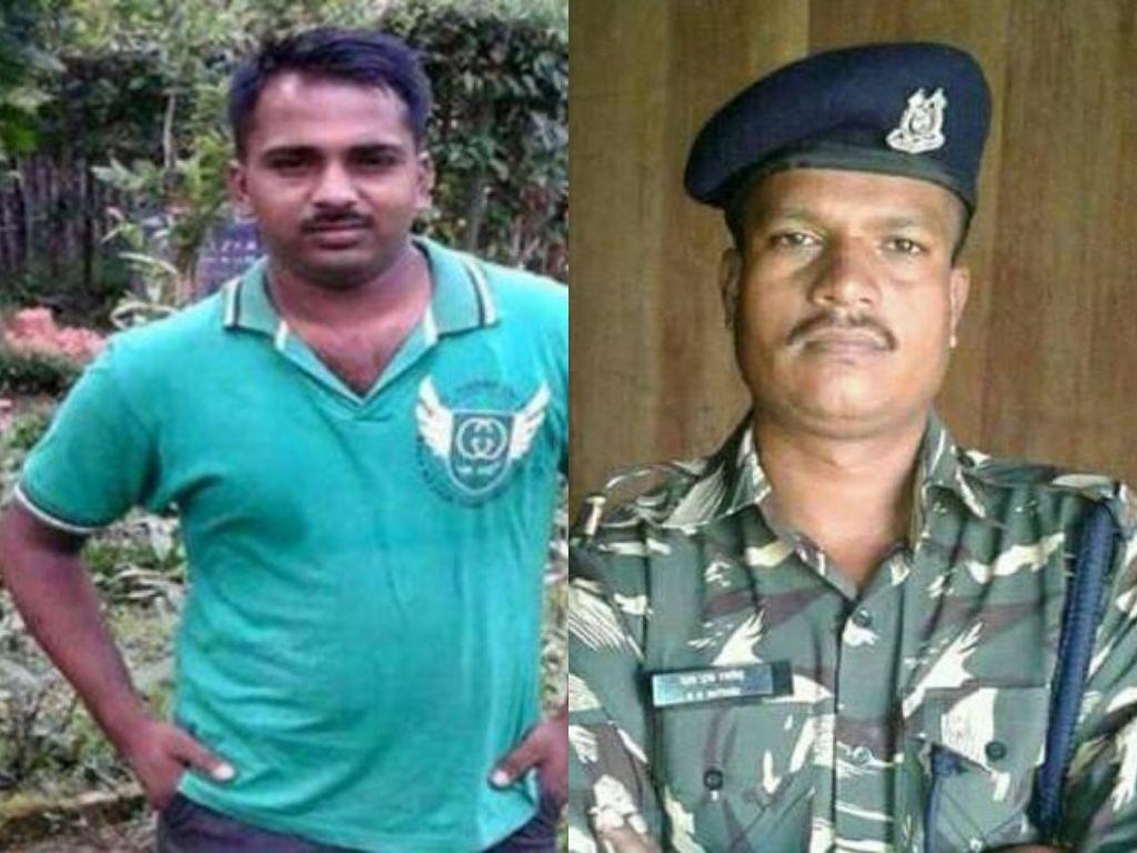 Martyrs of Maharashtra Nitin and Rahul