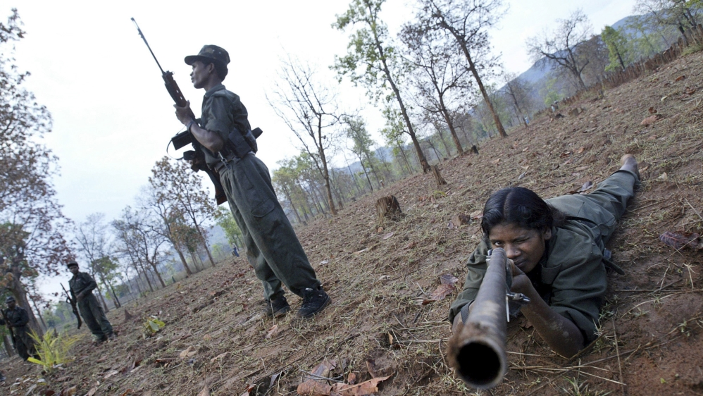 Gone Gone Going… end game begins for Naxals