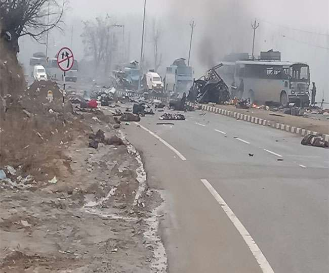 Pulwama, Pulwama: CRPF jawans killed and injured in millitiant attack