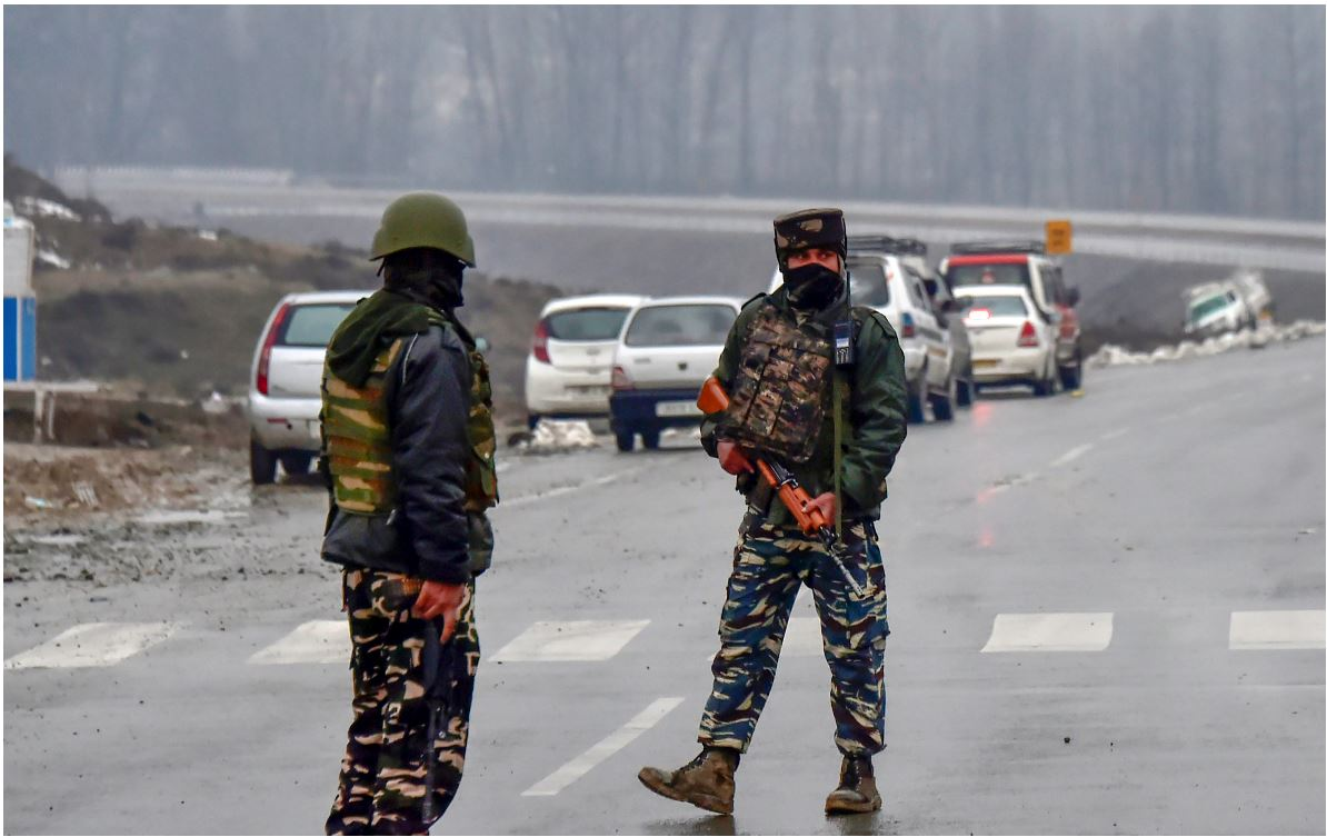 pulwama attack encounter military grade rdx used