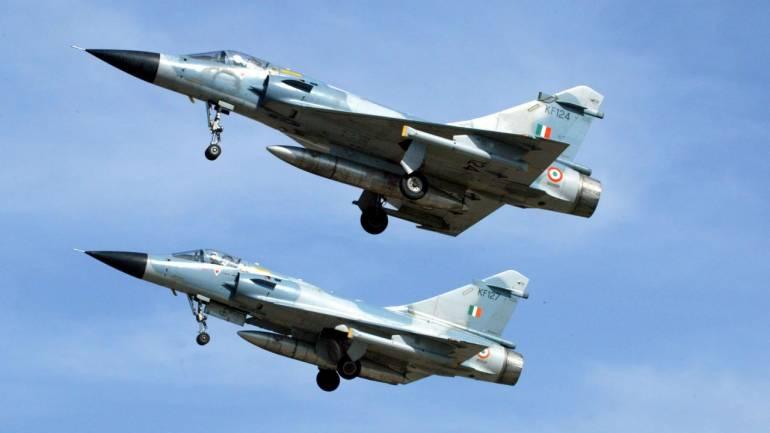 AIF air strike