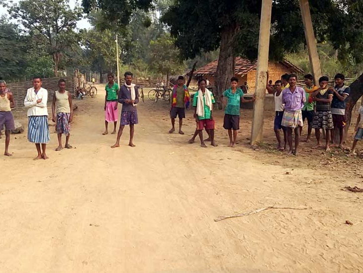 naxal affected hidma village of sukma voted for development