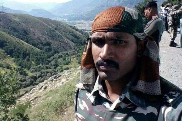 pulwama attack karnataka martyr guru h