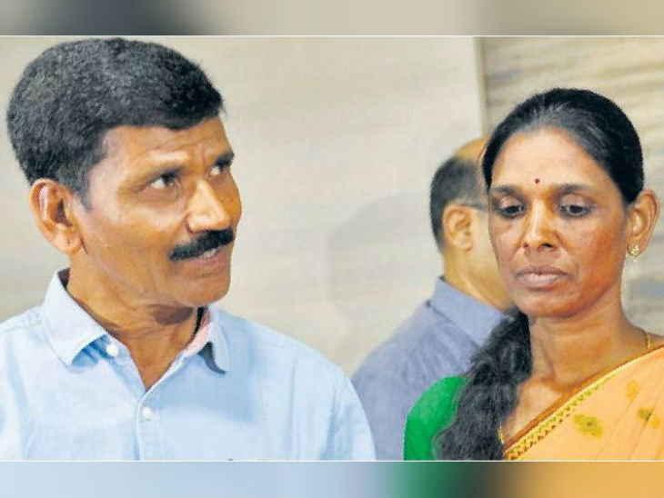 Sudhakaran and Neelima, Naxalite Sudhakaran admitted, Naxal organization weak, Chhattisgarh naxal movement, नक्सली आंदोलन, नक्सली सुधाकरण, raipur, chhattisgarh