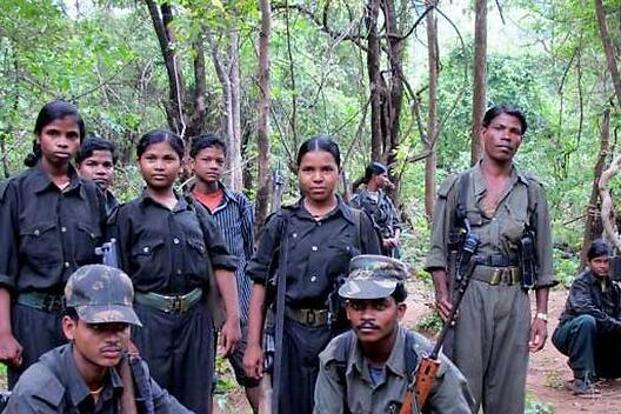 Cupid causing cracks in Naxal ranks