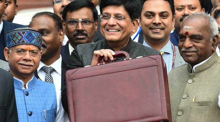Budget 2019, General Budget 2019, Piyush Goyal, Indian Economy