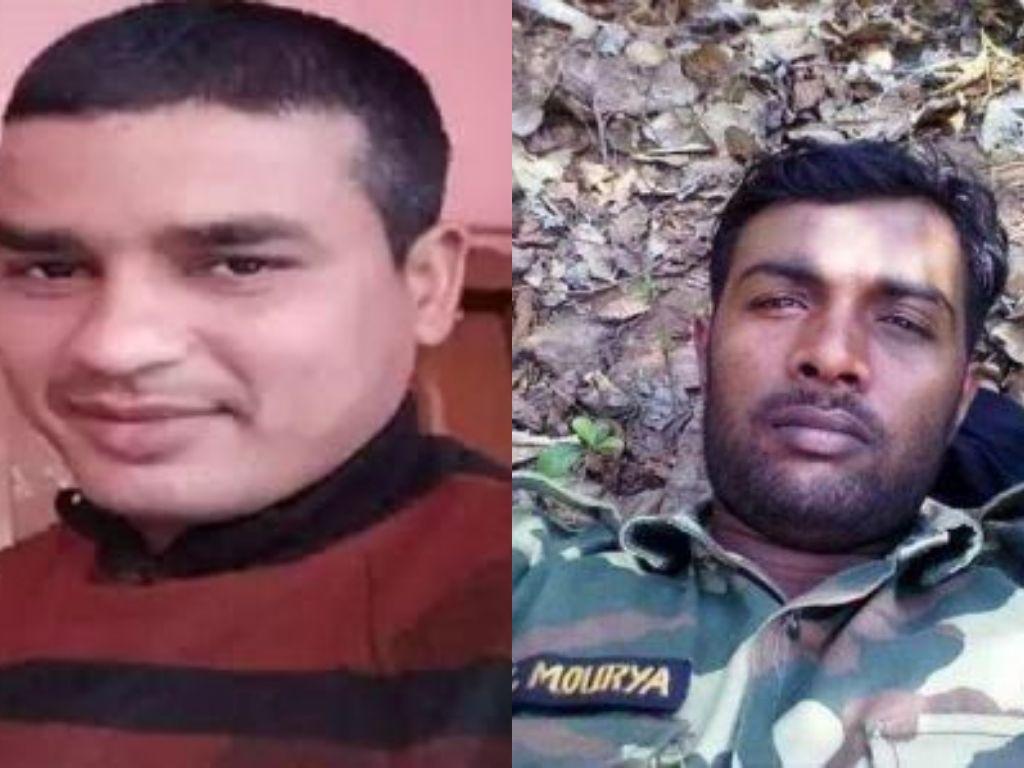 Pulwama Attack: पुलवामा हमले में यूपी के देवरिया और महाराजगंज के जवान शहीद