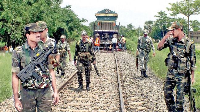 Naxals squeezed out as Govt pushes for development