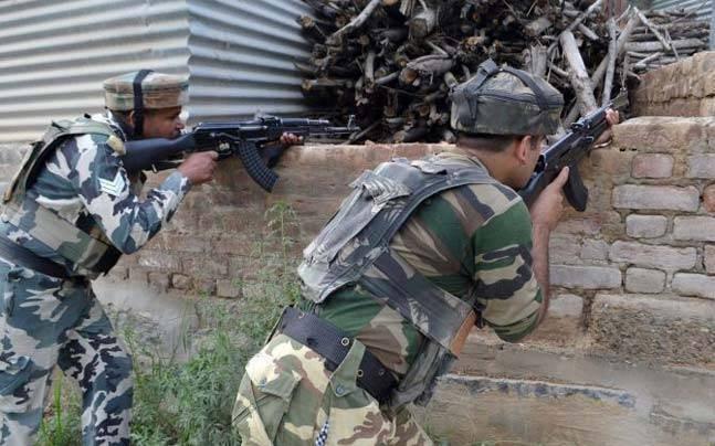 कश्मीर में 24 घंटे में 7 आतंकियों का सफाया, टॉप लश्कर कमांडर अली भी मारा गया
