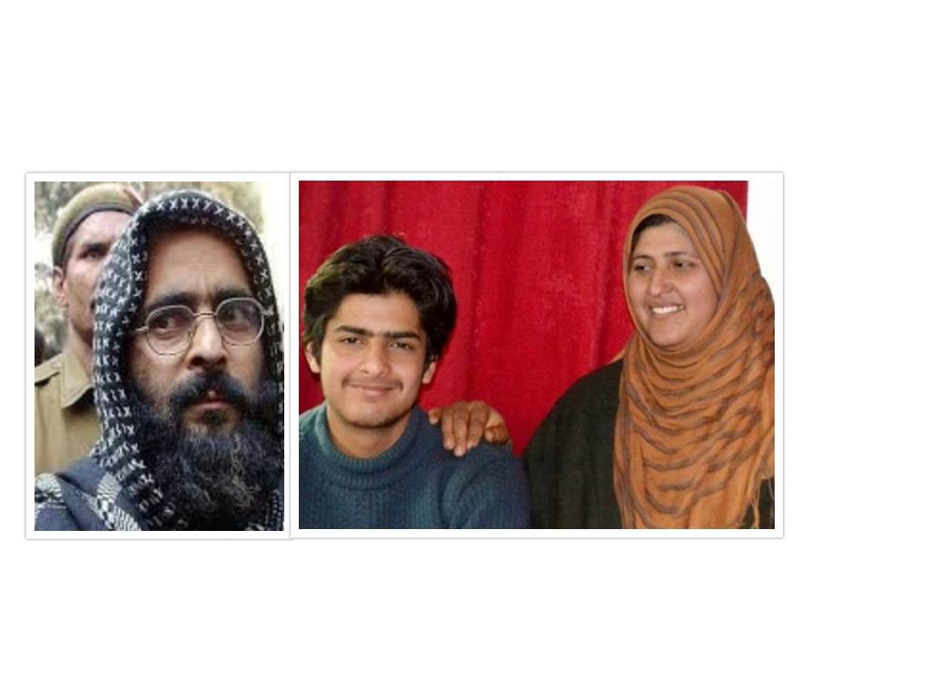 afzal guru son galib, parliament attack, kashmir, jammu kashmir