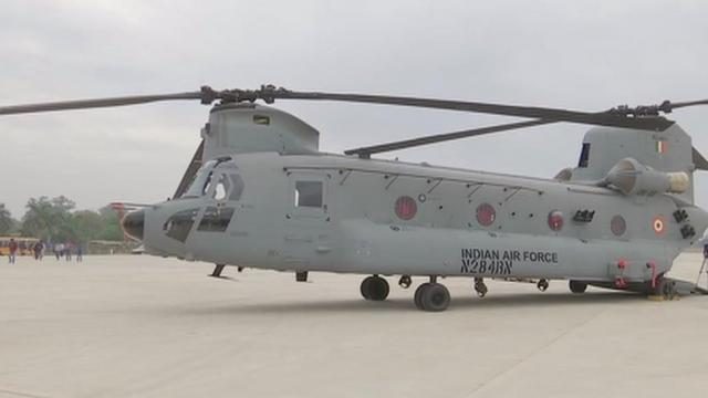 IAF, Chinook Helicopters, Indian Air Force, Air Chief Marshal B S Dhanoa