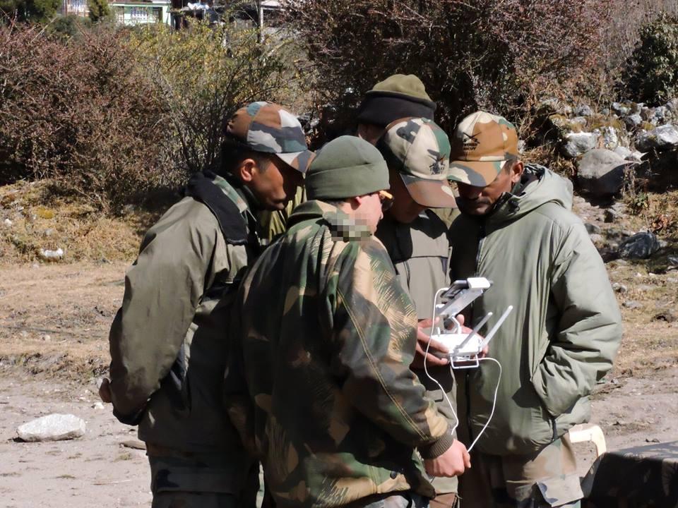 UAV will help in anti naxal search operations