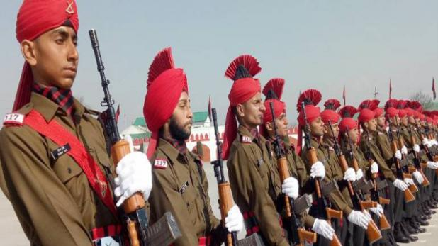 आतंक के मुंह पर जोरदार तमाचा, कश्मीर के डेढ़ सौ युवा सेना में भर्ती