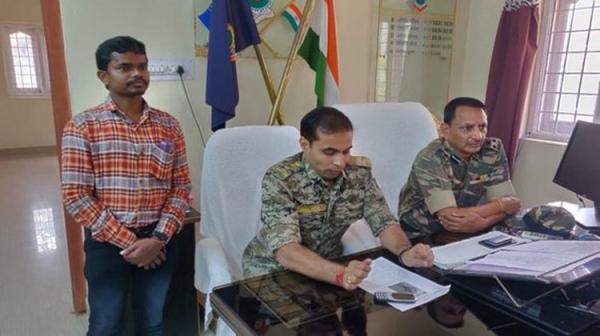 naxalite insurgencies, naxal surrender, naxal commander arjun, naxalite in chhattisgarh, naxal attack, naxal terror, red terror