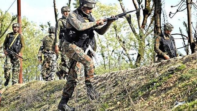 बिहार के नवादा में सुरक्षाबलों की मुठभेड़, एक नक्सली को मार गिराया