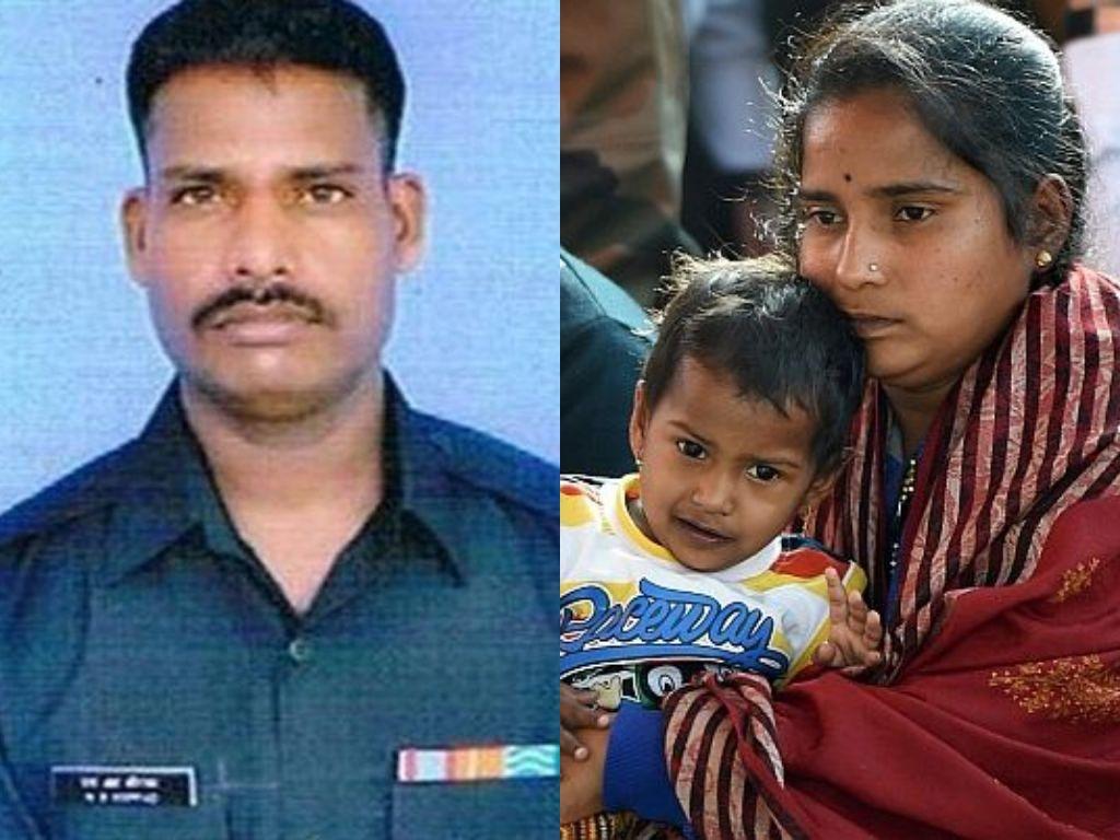 शहीद हनुमंथप्पा के परिवार से सरकार की वादा खिलाफी