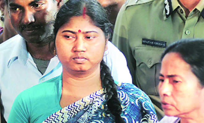 naxal leader suchitra mahto, surrendered in 2014, kishenji, mamta benerji, west bengal