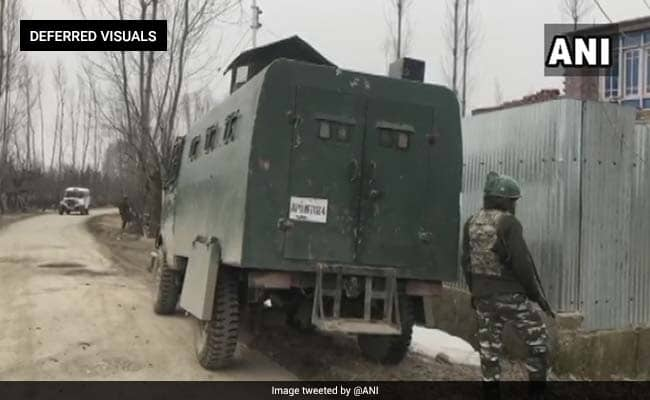 tral, tral encounter, jammu-kashmir, 3 terrorists killed