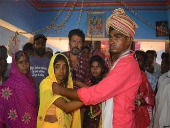 tribal intercast marriage, tribal, tribal society, naxal