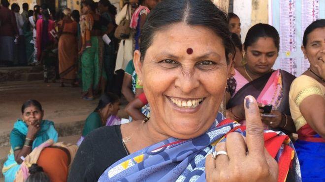 Loksabha Election 2019: बंगाल में बंपर वोटिंग, बाकी राज्यों में औसत मतदान हुआ