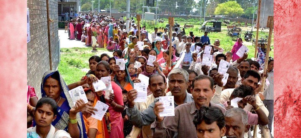 Lok Sabha Elections 2019: तीसरे चरण के लिए मतदान, जानिए कहां हुई कितनी वोटिंग