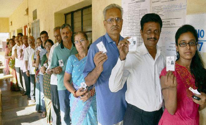 Lok Sabha Election 2019: चौथे चरण का मतदान संपन्न, प. बंगाल में 76 तो कश्मीर में 10% मतदान