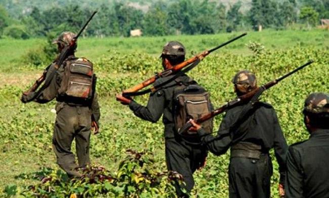 छत्तीसगढ़ः मुख्यमंत्री भूपेश बघेल की सभा से पहले नक्सलियों ने किए धमाके