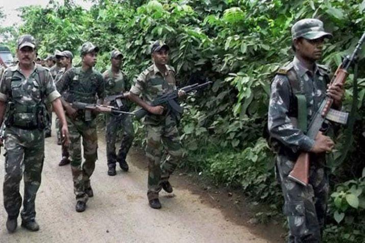 छत्तीसगढ़ के कांकेर में नक्सलियों के साथ मुठभेड़ में BSF के 4 जवान शहीद, 2 जख्मी
