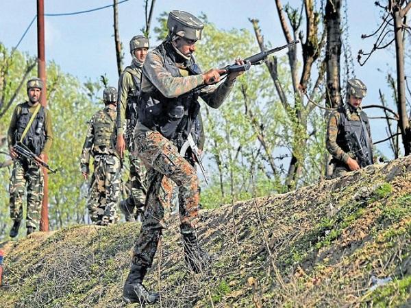छत्तीसगढ़: बीजापुर में सुरक्षाबलों के साथ मुठभेड़ में मारा गया कुख्यात नक्सली शंकर