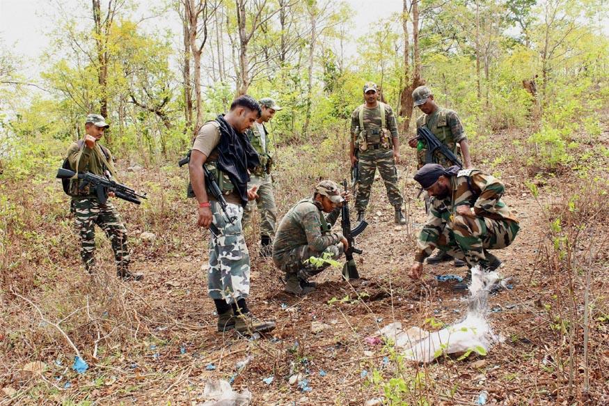 Chhattisgarh : 24 घंटे के भीतर राज्य में  नक्सलियों का दूसरा हमला, एक जवान शहीद