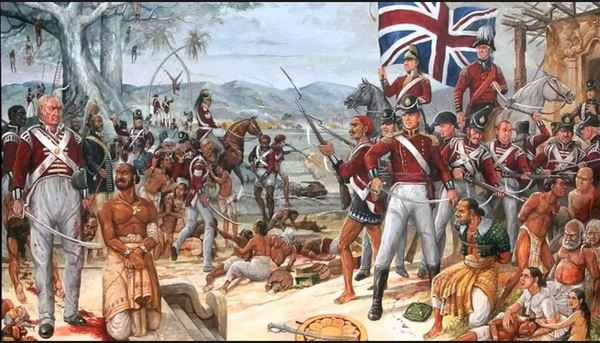 First War of Independence, Indian Mutiny, Indian History, British rule in India, Indian troops, Mangal Pandey, 10 May 1857, Indian Independence Movement