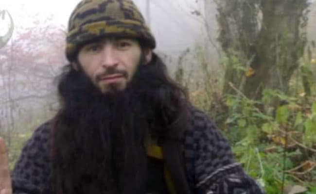 ishaq sofi, ISJK commander, isjk commander killed in a brief exchange of firing between Army and Militants in jammu and kashmir
