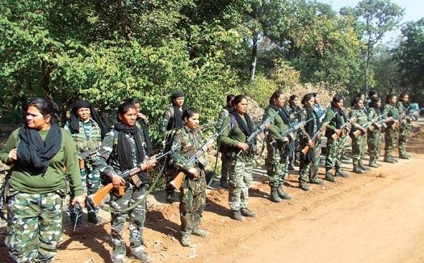 naxal affected dantewada, women DRG commandos, chattisgarh naxal, surrendered naxals