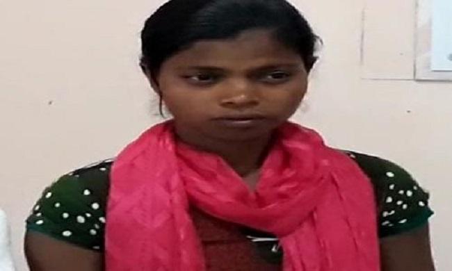 naxal, woman naxal, naxal arrested, kanker, chhattisgarh naxals, Chhattisgarh, sirf sach, sirfsach.in