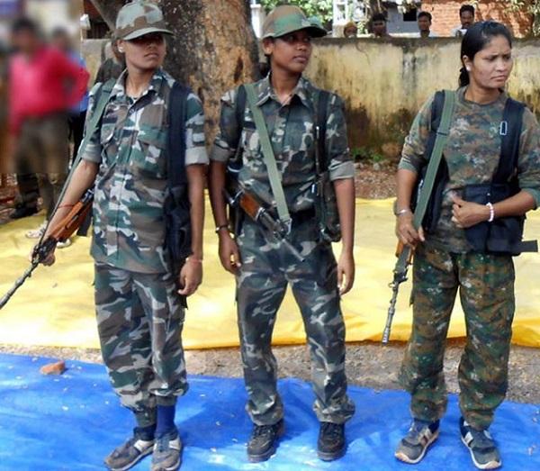 30 पर भारी हैं ये 3 DRG महिला कमांडोज, थर-थर कांपते हैं नक्सली