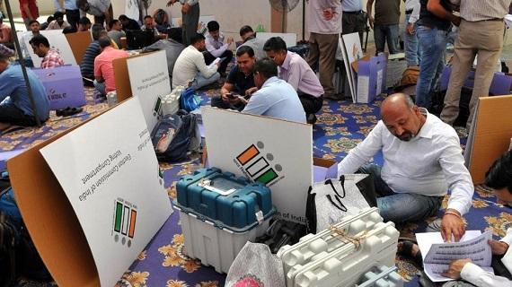 Lok Sabha Elections 2019: छठवें चरण में 12 मई को 7 राज्यों में चुनाव, तैयारियां पूरी