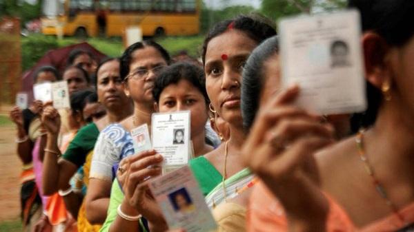 Lok Sabha Elections 2019: लोकसभा चुनाव के पांचवें चरण का मतदान जारी, होगा कई बड़े दिग्गजों के भाग्य का फैसला