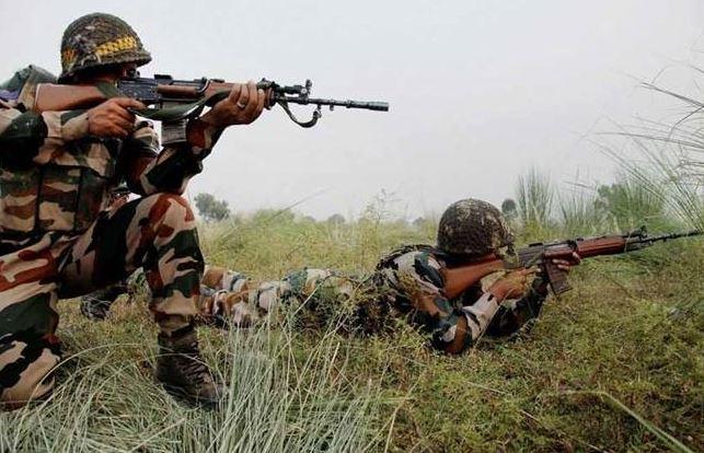 Encounter, encounter between army and Naxalites, Gadchiroli, maharashtra news, maharashtra, sirf sach, sirfsach.in
