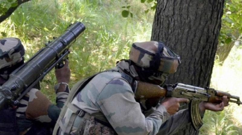 मारा गया बीजेपी विधायक भीमा मंडावी पर हमले का मास्टरमाइंड