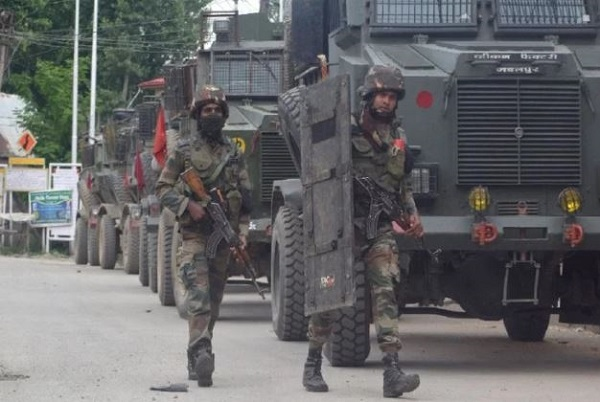 Terrorist, encounter, security forces, jammu and kashmir news, north kashmir, jammu news, jammu kashmir encounter, sirf sach, sirfsach.in