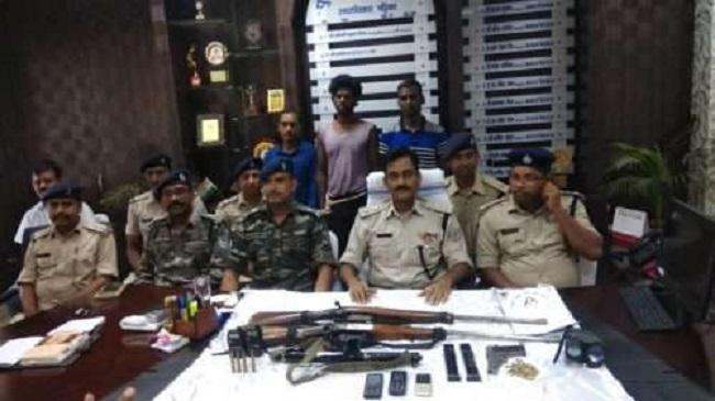 naxal, naxal arrested, jharkhand naxal, naxal arresed in khunti jharkhand, jharkhand, sirf sach, sirfsach.in