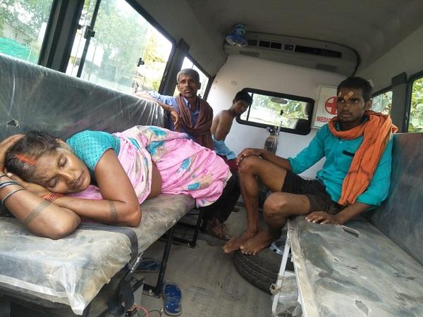 चतरा में नक्सली संगठन TPSC का उत्पात, दंपति और बच्चों को पीट-पीट कर किया जख्मी