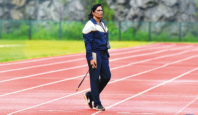 p t usha, p t usha birth annivesary, p t usha birthday, pt usha education, pt usha hobbies, pt usha career, pt usha awards and medals, pt usha family, pt usha in telugu, pt usha age, pt usha husband, sirf sach, sirfsach.in