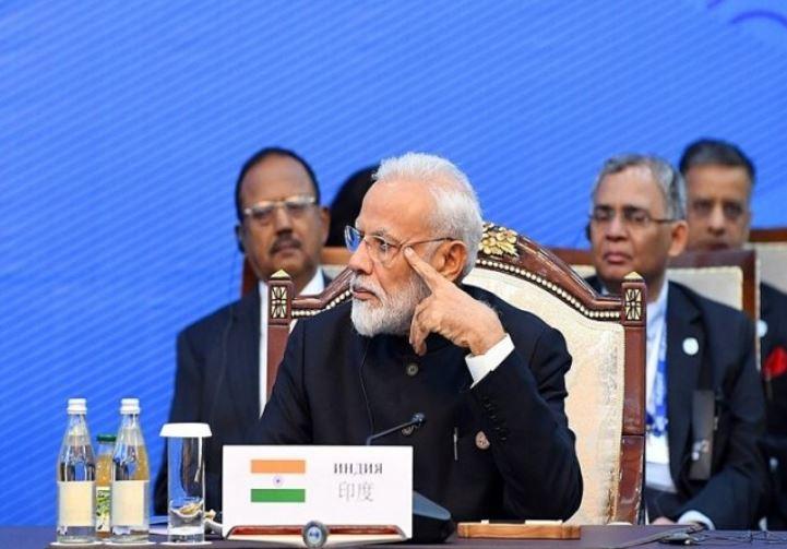 SCO Summit में प्रधानमंत्री मोदी ने इसलिए किया पाकिस्तानी पीएम को नजरअंदाज…