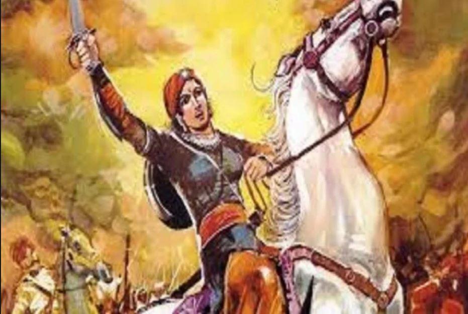 Rano Laxmi bai death annicersary, jhansi ki Rani, Freedom fight